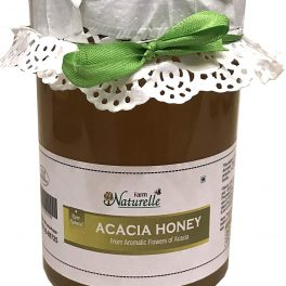 Farm Naturelle Raw Natural Unprocessed Acacia Forest Flowers Honey
