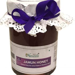 Farm Naturelle Natural Unprocessed Jamun Forest Flowers Honey