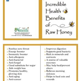 Farm Naturelle-Real Clove Infused Forest Honey – Immense Medicinal Value