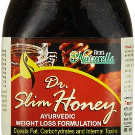 Farm Naturelle Finest Doctor Slimming Forest Honey with Herbs, 250g