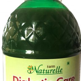 Farm Naturelle Herbal Diabetic Care Juice, 400m with Jamun Honey, 40g